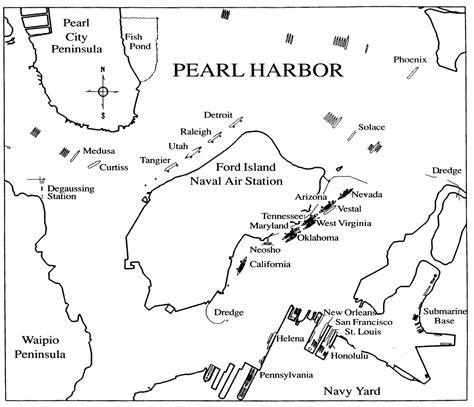 pearl harbor carolina history a sler