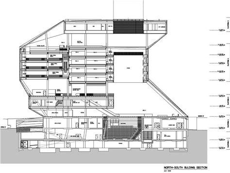 seattle public library section un espacio din 225 mico tecnne arquitectura y contextos