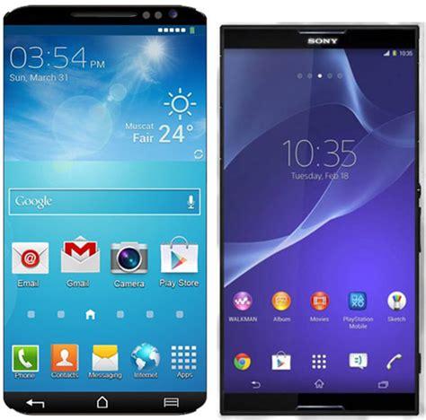 samsung galaxy s6 vs sony xperia z4 new mobile