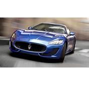 2013 Maserati GranTurismo Sport  Front HD Wallpaper 2