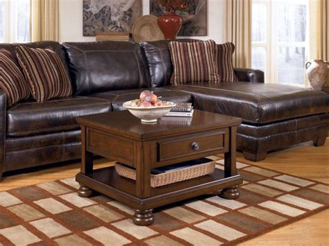coffee table for brown leather couch rustic dim brown leather sofas fantastic expense for warm
