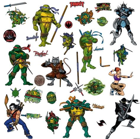 31 best images about tmnt room on