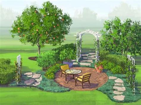 fruit garden layout how to plan a fruit garden in florida hgtv