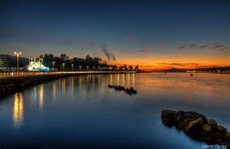 fotos gratis paisaje mar costa horizonte nube