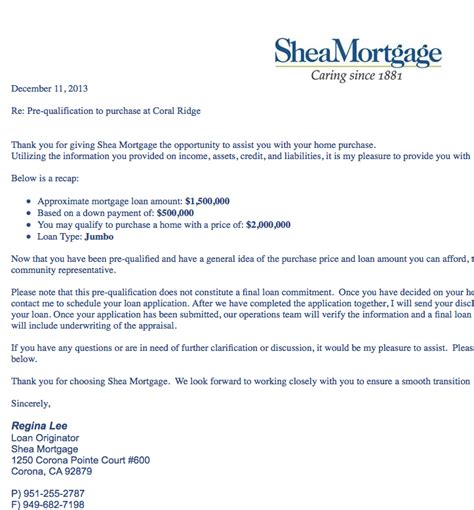 home loan pre qualification letter ftempo