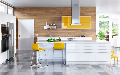 Kitchen Cabinet Doors Images Why The Little White Ikea Kitchen Is So Popular