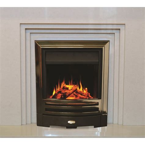 Kc Fireplace by Evonic Kansas Evoflame Electric Inset