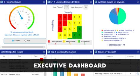 risk management dashboard  sms pro