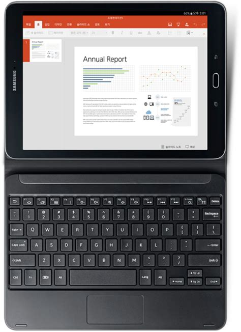 Keyboard Samsung Tab S2 8 the galaxy tab s2 s keyboard cover has a build in track pad