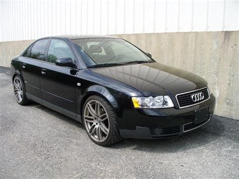 2003 Audi A4 by 2003 Audi A4 Information And Photos Zombiedrive