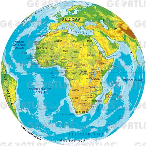 africa map globe geoatlas world maps and globes globe africa map city