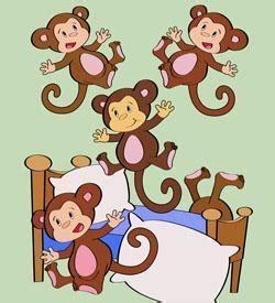 no more monkeys jumping on the bed fieldwork in stilettos