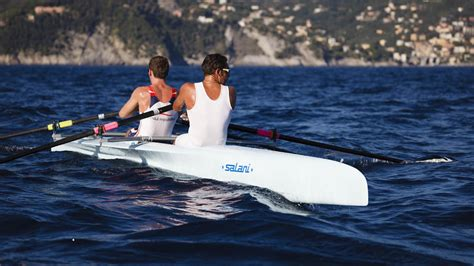 fisa coastal rowing boats for sale double c2x