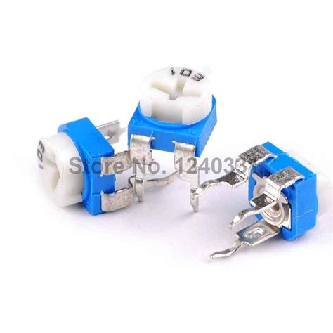 10k variable resistor 103 10k potentiometer promotion shop for promotional 10k potentiometer on aliexpress