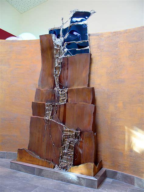 Indoor Kupfer Brunnen by Brunnen Skulpturen Direkt Vom Metall K 252 Nstler Kaufen Gahr