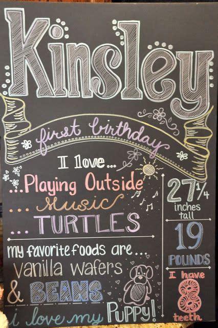 diy chalkboard poster diy birthday chalkboard tutorial keeping up with the