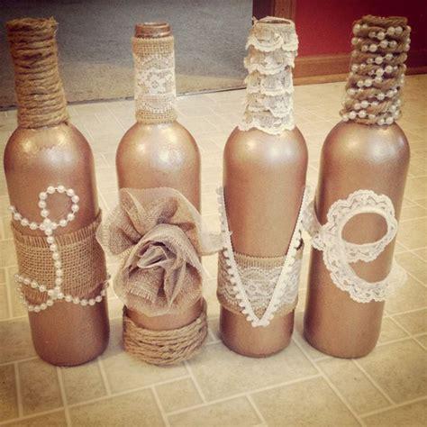 creative diy wine bottle ideas homemydesign