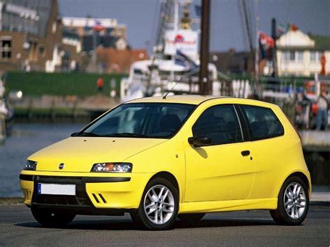 Fiat Punto Yellow Fiat Punto Yellow Fiat