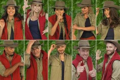 what is im a celebrity about who s in i m a celebrity get me out of here 2016 odds