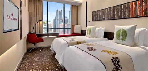 hotel room promotion singapore singapore hotel discount ramada at zhongshan park