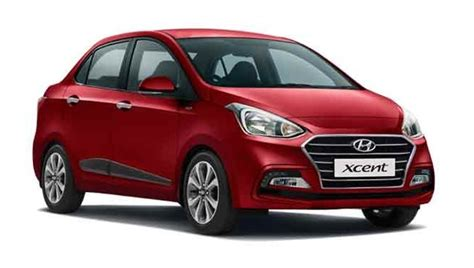 hyundai car list with price hyundai xcent price gst rates images mileage colours