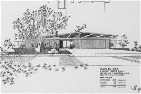 Courtyard Homes Floor Plans Ever Lived In An Eichler Home They Re Coming Back News