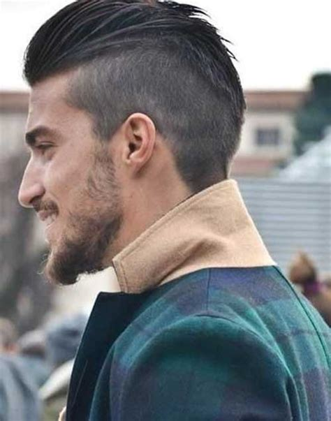 hair cuts men long hair shaved side bun 15 best men hairstyles back mens hairstyles 2018