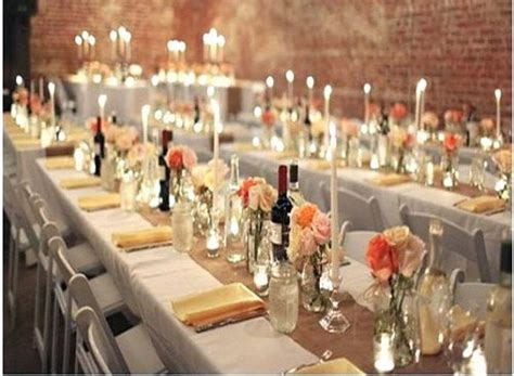 Rehearsal Dinner Table Decorations by Table Decorations For Wedding Rehearsal Dinner Living
