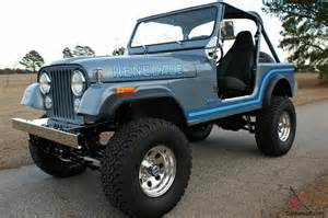 1985 jeep cj7 frame restore powdercoat frame