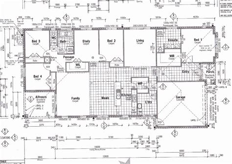 blueprints builder construction building floor plans business office floor