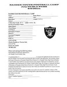 football registration form template soccer registration form template ebook database