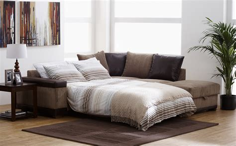 bed with couch sofa beds modern magazin