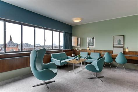 Radisson Royal Copenhagen by Arne Jacobsen Radisson Collection Royal Hotel Copenhagen