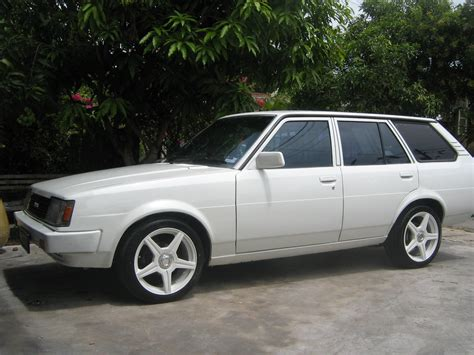 Toyota Dx Toyota Corona 18 Dx Wagon Photos Reviews News Specs