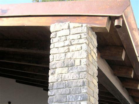 rivestimenti pilastri interni la pietra sole rivestimenti in pietra per esterni ed