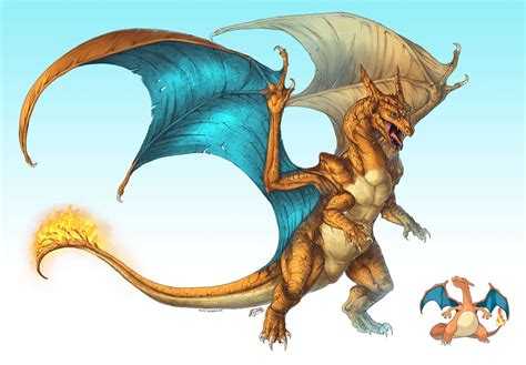Pokemon Giveaway Reddit - realistic pokemon charizard pokemonart