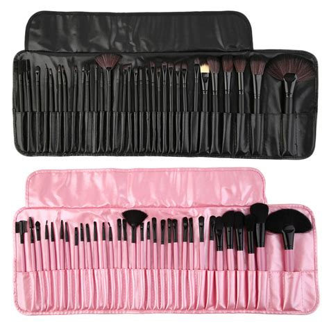 Set Make Up V Asia new set of 32 professional pieces brushes pack complete
