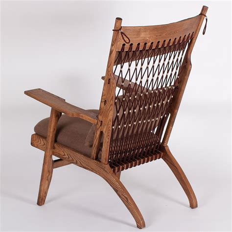 Handmade Wood Chairs - upscale casual rope chair recliner chairs ikea fashion