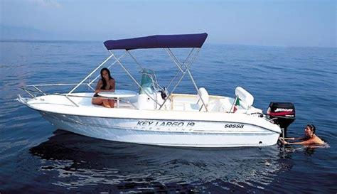 charter sessa marine - Fly Key Largo Boat Rental