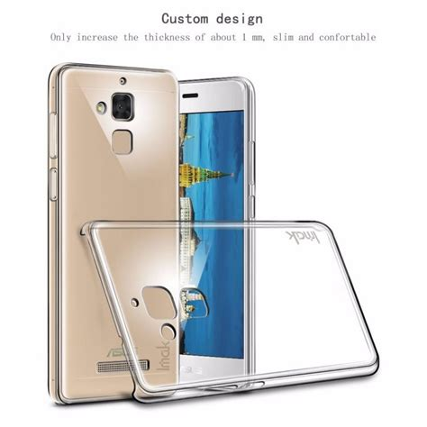 Casing Untuk Zenfone 3 Max Zc520kl In Were All Custom imak 2 ultra thin for asus zenfone 3 max zc520tl transparent