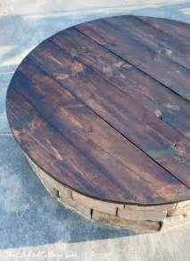 how to make a table pit diy pit table top the lilypad cottage