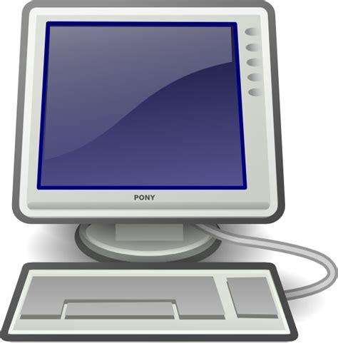clipart computer computer clip at clker vector clip