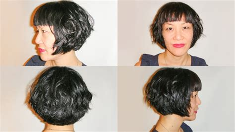 can asian hair be permed can asian hair be permed asian women perm hair styles