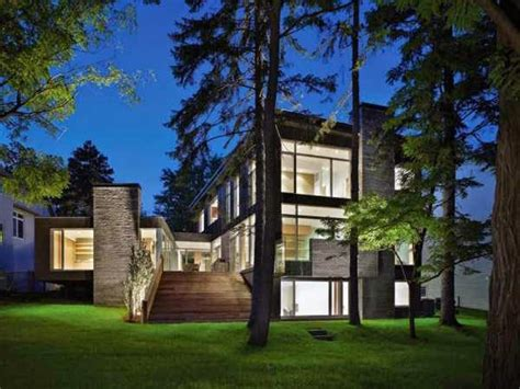 canada stunning contemporary house architecture features