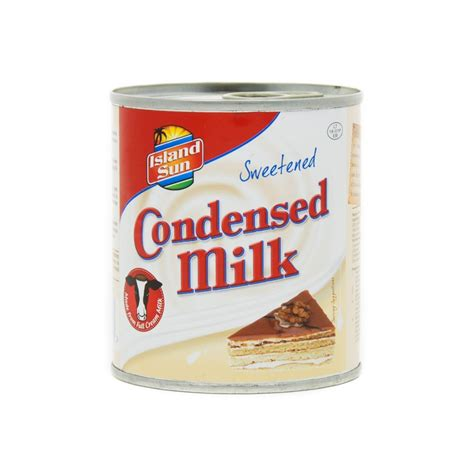 Shelf Of Condensed Milk by Sweetened Condensed Milk Buy Sous Chef Uk
