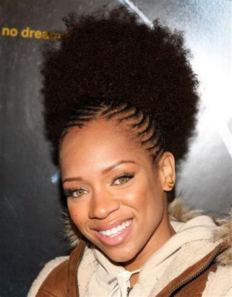 weave on short afro hair short weave hairstyles for black women