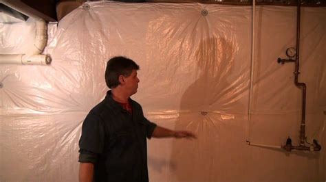 basement wrap basement concrete wall insulation wrap