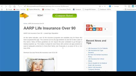 Aarp Insurance Quotes Fair Download Aarp Whole Life