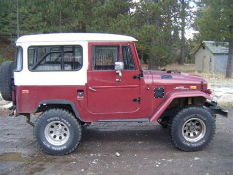 1972 Toyota Fj40 For Sale Sell Used 1972 Toyota Fj40 Land Cruiser Great Condition