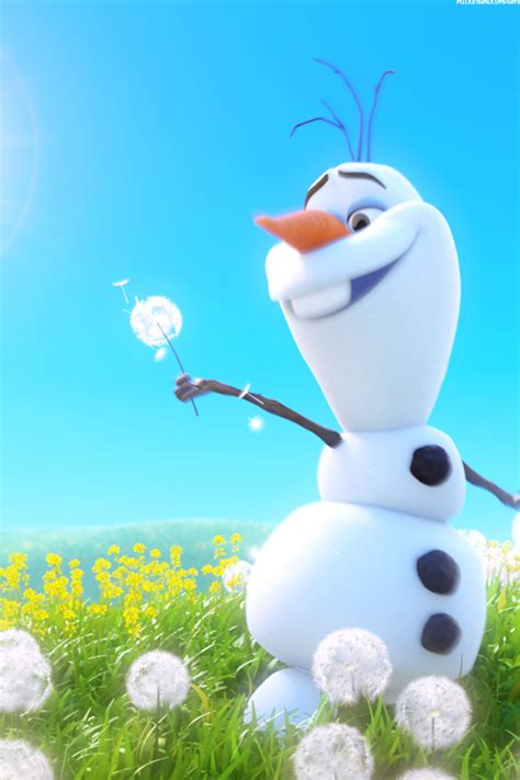 wallpaper iphone 6 olaf frozen images olaf iphone wallpaper hd wallpaper and